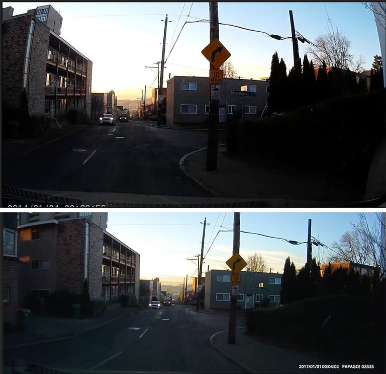 Black-Box-vs-Papago-Comparison-for-Dash-Cam