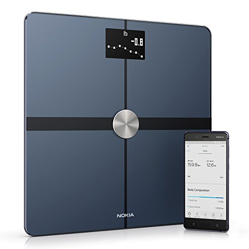 1 -Withings / Nokia Body+ - Balance Wi-Fi avec analyse de la composition corporelle