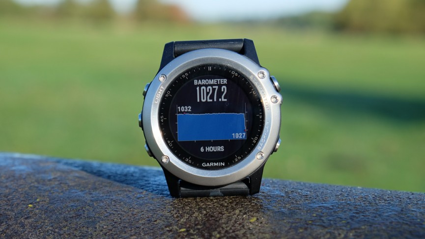 garmin fenix 3 hr review