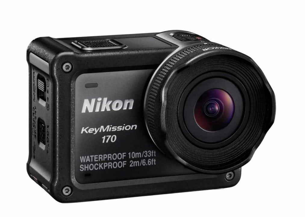 Nikon KeyMission 170 and KeyMission 80 announced | Camera