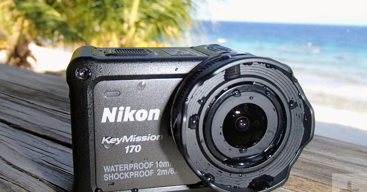 Nikon KeyMission 170 Camera Review | Digital Trends