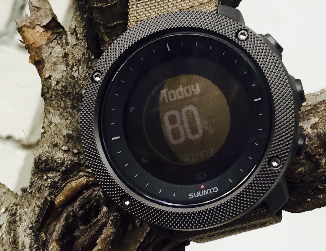 Suunto Traverse Alpha Watch With Outdoor Features Review