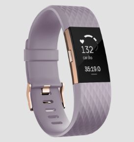 Fitbit Charge 2 pulsera fitness