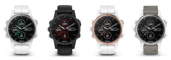 Analyse garmin fenix 5s plus revue