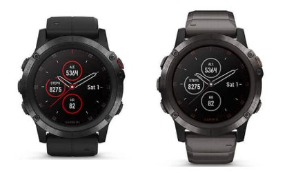 Critique de garmin fenix 5x plus avis